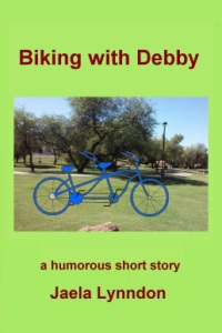 BIKING WITH DEBBY cover image